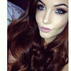 Love this hair colour!