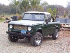 ▒ 63 Scout 80 - nice rebuild write-up by IH Parts America ▒