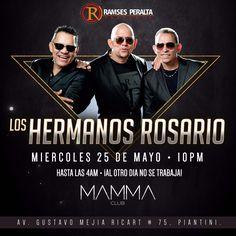 Los Hermanos Rosario Llevan Su Bomba Musical A Mamma Club