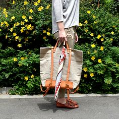 #lines #leather #tote #ruck #twoway #bag by #stevemono and #leather #shoes by #malababa