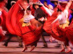 Fiesta nacionalista cierra el Festival Cervantino