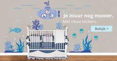 Muurstickers! www.muurstickercenter.nl