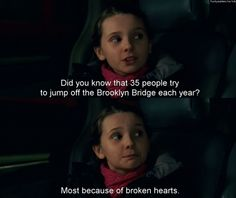 mostly because of broken hearts