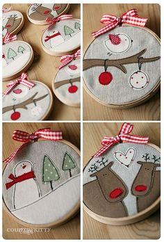 Would make cute ornaments.