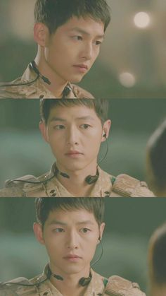 of the sun joong ki Daejeon, Drama Korea, Korean Drama, Korean Actresses, Korean Actors, Song Joong Ki Cute, Descendants Of The Sun Wallpaper, Soon Joong Ki, Movies