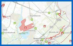 Website Schieland en de Krimpenerwaard — Homepage
