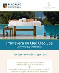 Llao Llao Hotel & Resort, Golf-Spa - Spa Day - Promo semana de la primavera
