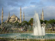 Blue Mosque Istanbul photo by frans.sellies