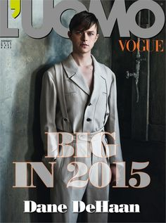 L'Uomo Vogue January 2015