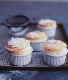 Simple Vanilla Soufflé