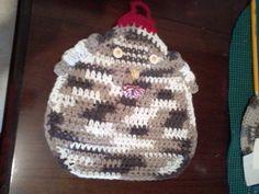Sherry's Crochet Easter Chicken