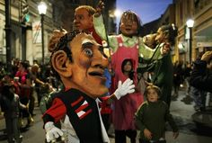 Clown festival marks Chile's 200th independance anniversary