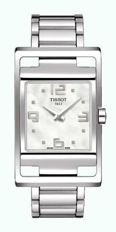 Tissot Women's T032.309.11.117.00 Mother-Of-Pearl Dial Watch Tissot. $262.61. Case diameter: 25.7 mm. Mother of pearl dial watch. Water-resistant to 30 M (99 feet). Quartz movement. Durable sapphire crystal protects watch from scratches,
