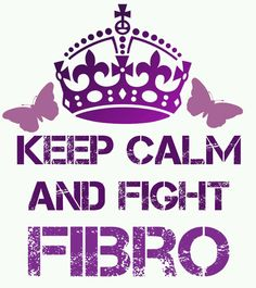 Fibromyalgia sucks but its something I have to deal with every single day, for the rest of my life.  This illness has showed me that I am much stronger than I ever thought I could be