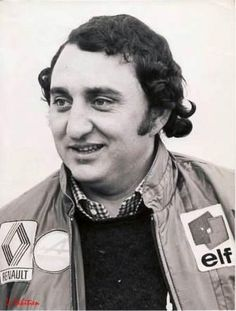 Jean-Pierre Nicolas – winner of the 1978 Monte Carlo Rally with Vincent Laverne.