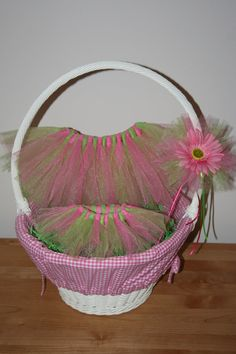 Great Easter Basket idea!