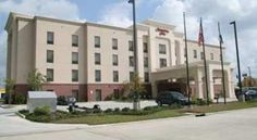 Hampton Inn Gonzales Gonzales Just off Interstate 10, within driving distance of Baton Rouge, this hotel in Gonzales, Louisiana offers guestrooms with flat-screen TVs, coffeemakers and free high-speed internet access.