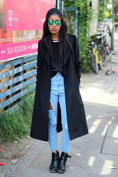 Fashion Blogger from Germany Nelly Negret