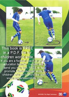 If you are a football coach or physical education teacher  I would like to send you my book FREE to help promote football/soccer skills to children who can't afford the cost. Please send me the name of the school and your school email address.