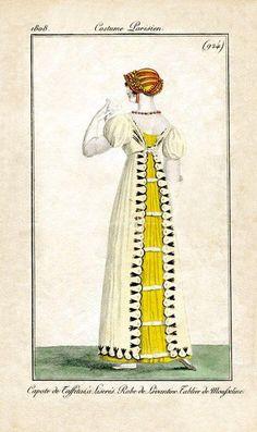 1808 Robe de Levantine