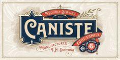 Caniste | Webfont & Desktop font | MyFonts
