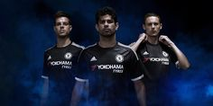 Chelsea 15-16 Kits Revealed - Footy Headlines