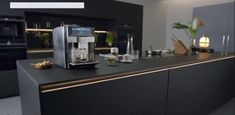 Discover the world of coffee with Siemens coffee machines. Perfect aroma technology for delicious coffee specialties. Create your own favourite combination and save up to 5 different profiles or recipes. Coffee Machines, Liquor Cabinet, Create Your Own, Home Appliances, Technology, Storage, Recipes, Furniture, Home Decor