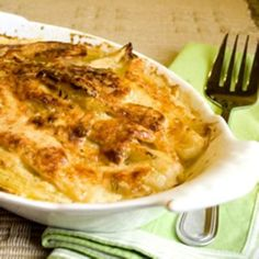 Baked Fennel with Parmesan