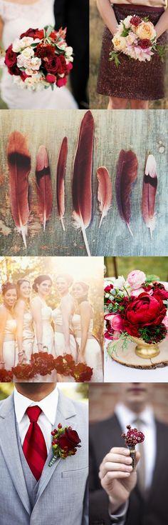 Cranberry Wedding Ideas for Inspiration
