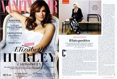 April' 15 N. 12 #vanityfairitalia - interview #danieladallavalle