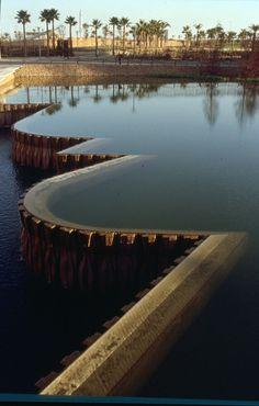 Miralles Tagliabue EMBT, Alex Gaultier · Parque de Diagonal Mar · Divisare