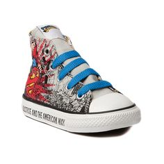 e4a31dfe6e3f Shop for Toddler Converse All Star Hi Sneaker in Gray at Journeys Kidz.  Shop today