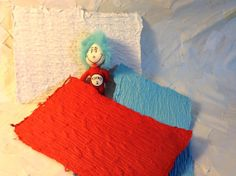 Handmade paper recycled  red white and blue  by TheWhatNaught, $4.00