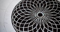 Mother of Pearl floor element Pearls, Vienna, Floor, Beads, Beading, Pearl, Pearl Beads, Floors, Flooring