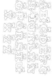 Graffiti Lettering Fonts, Hand Lettering Alphabet, Alphabet Art, Creative Lettering, Calligraphy Alphabet, Lettering Tutorial, Felt Patterns, Applique Patterns, Colouring Pages