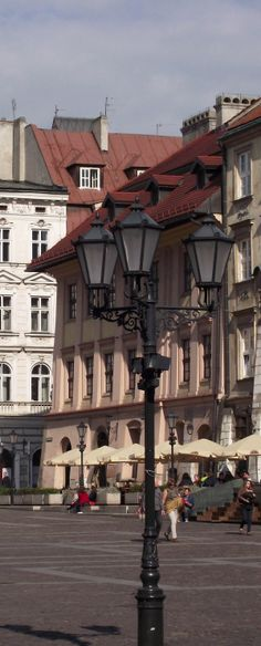 Maly Rynek, Krakow (2011)