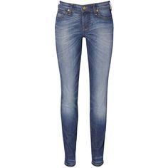 Vivienne Westwood Vivienne Westwood Skinny Jean ($225) ❤ liked on Polyvore