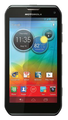 The Motorola Photon Q 4G LTE