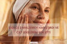 Amazing You: Asprinle Karıştırdığı Maskeyi Sadece 10 Dakika Beklettim Detox, Ads, Pandora, Health, Aspirin, Amazing, Model, Lilac, Healthy Skin Care