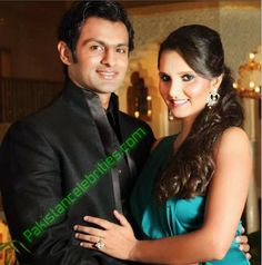 The Sports Couple Shoaib Malik and Sania Mirza Rejected a Bollywood Film Offer. In which they were offered to appear as an onscreen couple.