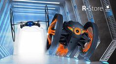 Parrot continua indisturbata a guidare il mercato dei droni
