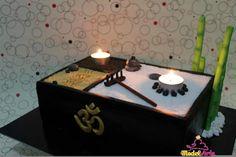 Zen cake - Cake by Javier Castander (ModelArte)