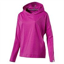 Puma Womens Essential Hooded Cover Up
