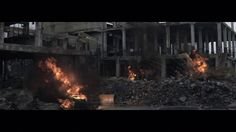 2014 VFX REEL: NICHOLAS PONZONI