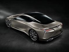 Experience the dawn of a new era. Explore the world-class luxury sports coupe that redefines Lexus, the LC 500 and LC 500h.
