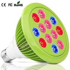 Oferta: 15.99€ Dto: -38%. Comprar Ofertas de Bombilla y Reflector / Disipador Aluminio LED 36 W, crecimiento de plantas luces E27 crecimiento bombillas de bajo consumo pa barato. ¡Mira las ofertas!