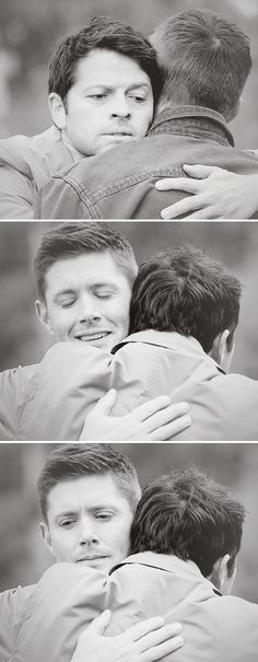 I could go with you.  #spn #destiel