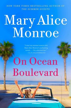 Summer Reading Lists, Beach Reading, New Books, Books To Read, Mary Kay Andrews, Unexpected Relationships, York Beach, Isle Of Palms, Summer Girls
