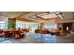Fallingwater Living Room