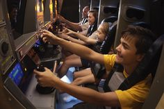 Did you know that today is National Space Day? This day celebrates extraordinary achievements and opportunities in the exploration and use of space. Here are five ways you can mark this special day at Walt Disney World Resort today! 1. Play astronaut onboard Mission: SPACE at Epcot Experience what it's like to travel on a space shuttle with this thrilling attraction that takes you through authentic NASA-style training before you board a vessel for a mission to Mars. 2. Blast off Space…